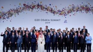 Thượng đỉnh G20 Osaka, Nhật Bản ngày 28/06/2019