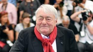 O diretor do filme Shoah, Claude Lanzmann