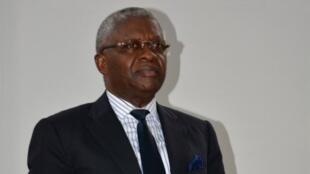 Pascal Tsaty Mabiala, premier secrétaire de l'UPADS, en 2016. (Photo d'illustration)