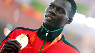 Nicholas Bett was the first Kenyan to win a gold medal in a distance under 800 metres when he claimed the men's 400m hurdles at the Beijing world championships in 2015.