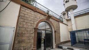 La prison de Tora, dans la banlieue du Caire, le 11 février 2020.