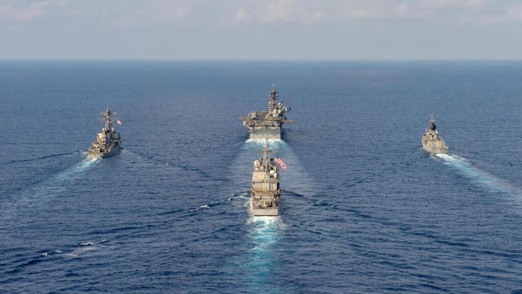 Biển Đông : Trung Quốc lấn, Mỹ làm căng, Việt Nam chờ thời