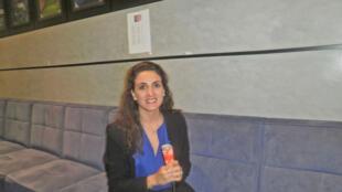 Céline Farhat, consultante dans un cabinet d'avocats d'affaires à Dubaï.