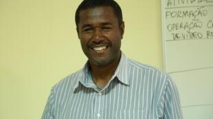 """O Presidente da UCID, António Monteiro, diz que o governo """"é gordo""""."""
