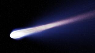 ផ្កាយដុះកន្ទុយ (Comet)