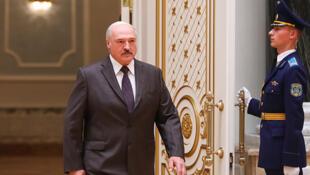 Президент Беларуси Александр Лукашенко, 22 октября 2019