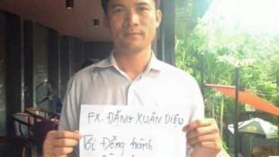 Ông Nguyễn Năng Tĩnh. (Ảnh chụp từ màn hình trang web hrw.org)