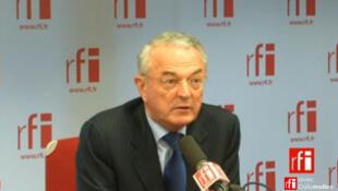 Jean Arthuis, Député européen UDI, président de la commission des Budgets et ancien ministre de l'Economie.