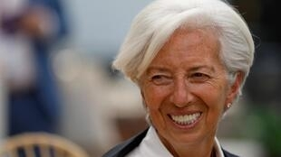 Christine Lagarde, named to head the European Central Bank.