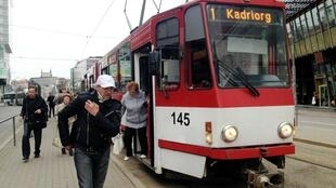 Бесплатный транспорт в Эстонии ввели на территории почти всей страны