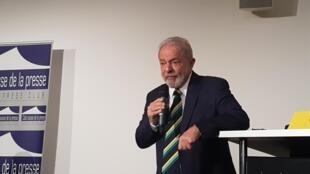 Lula à Genève