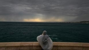 Шторм «Амели» обрушится на западное побережье Франции в ночь на воскресенье