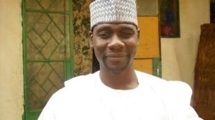 RFI Hausa correspondent Ahmed Abba