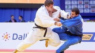 Victor Penalber foi eliminado do campeonato pelo russo Ivan Nifontov