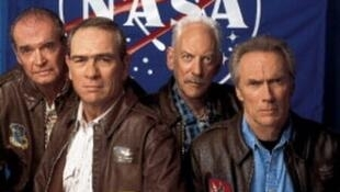 Assystem's Space Cowboys team was inspired by the Clint Eastwood film where retired NASA pilots were the only ones to save the day