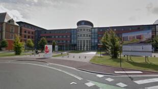 Dieppe Hospital