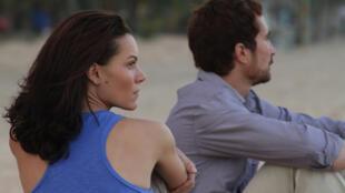 """Cena de """"Era uma vez, Verônica"""", projetado no Festival de Cinema Latino-Americano de Toulouse em 22 de março de 2013."""