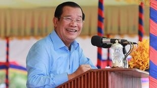 Hun Sen prime minister of cambodia