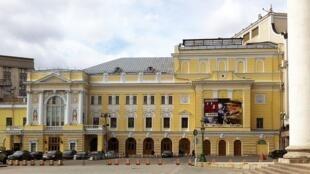 Российский академический молодежный театр (РАМТ) в Москве
