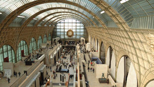 The Musée d'Orsay in Paris regularly exhibits private collections