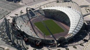 Babban filin wasan kwallon kafa na Khalifa da ke Qatar