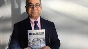 Wael Sawah, directeur de l'ONG Pro-Justice qui publie «Black list», un recueil accablant des violations des droits de l'homme commises par le régime syrien.