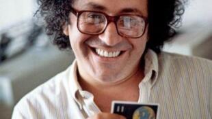 Roland Moreno in 1984