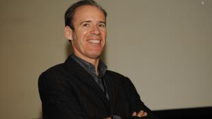 Christian Boudier, diretor do festival Varilux de cinema francês.