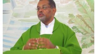 D. Ildo Fortes, bispo da Diocese do Mindelo