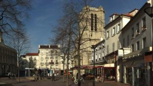 Aubervilliers, en banlieue parisienne.