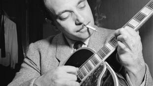 Django Reinhardt en November de 1946