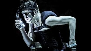 Lars Eidinger in the title role of Thomas Ostermeier's Richard III by William Shakespeare