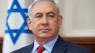 O primeiro-ministro israelense Benjamin Netanyahu rejeitou nesta terça-feira (3) qualquer tipo de reconciliação entre palestinos.