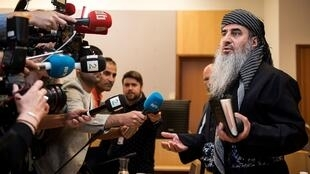 The Italian court found Krekar guilty of leading a now defunct jihadist network with alleged links to the Islamic State group