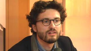 Pierre Cannet, responsable du Programme Climat, Energie et Infrastructures durables au WWF France