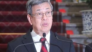 台湾副总统陈建仁