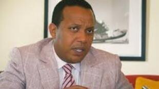 O Primeiro - ministro santomense Patrice Trovoada (imagem de arquivo)