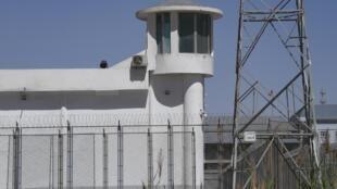 Penitenciária onde estão concentrados prisioneiros da minoria étnica muçulmana Uigur, em Xinjiang, no noroeste da China. Foto do 31 de maio de 2019.