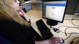 Голосование через интернет в Эстонии