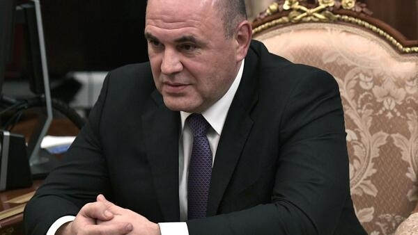 Mikhaïl Michoustine, Premier ministre russe.