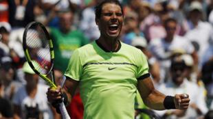 Rafael Nadal is seeking a 10th title in Barcelona.