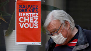 2020-04-01 france coronavirus confinement masques