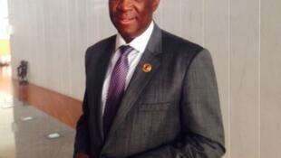 Oldemiro Baloi, ministro dos Negócios Estrangeiros e Cooperação de Moçambique