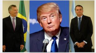Provável retorno da esquerda ao poder na Argentina romperia aliança formada pelo trio Macri-Bolsonaro-Trump na América do Sul.