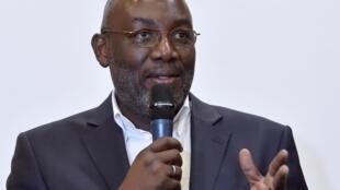 Le président de la Fédération ivoirienne de football, Sidy Diallo.