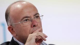 Bernard Cazeneuve, ministre français du Budget.