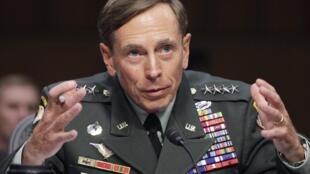 General David Petraeus, que pediu demissão da direção da CIA nesta sexta-feira.