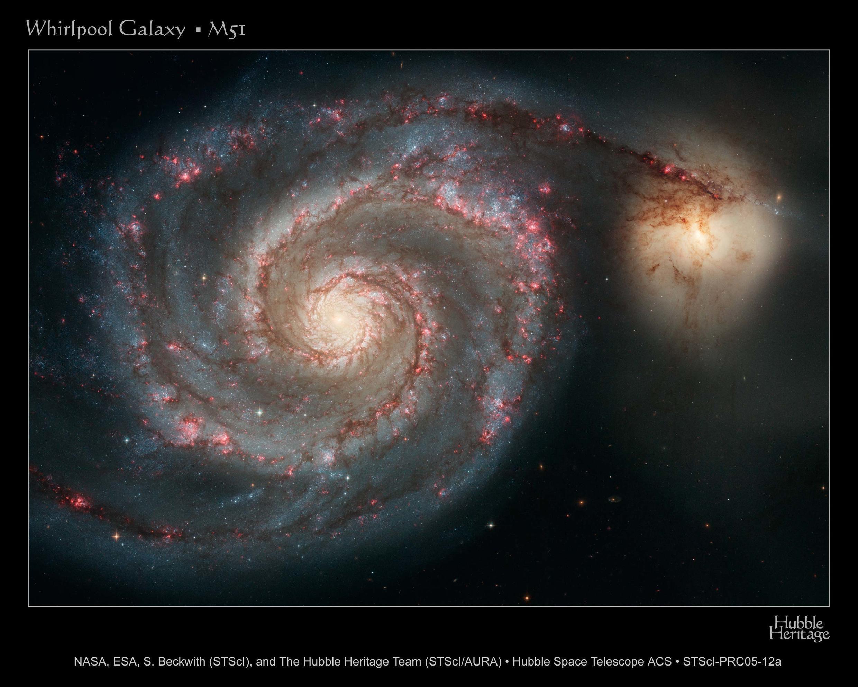 កាឡាក់ស៊ី « ទឹកគួច » (Whirlpool) ឬ M51