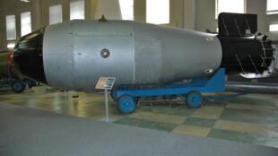 Une réplique de la «Tsar bomba».