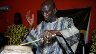 Doudou Ndiaye Rose.
